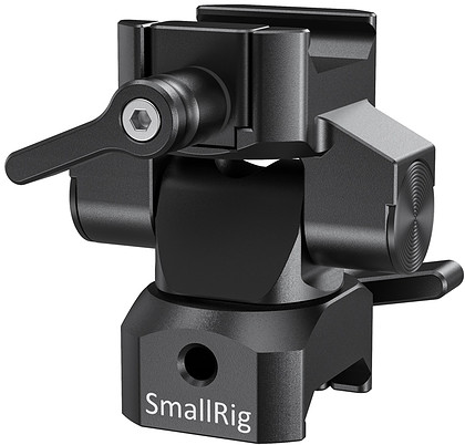 SmallRig 2385 Swivel & Tilt Double NATO Monitor Mount - mocowanie monitora