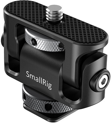 Smallrig 2431 Cold Shoe Tilting Monitor Mount - mocowanie monitora