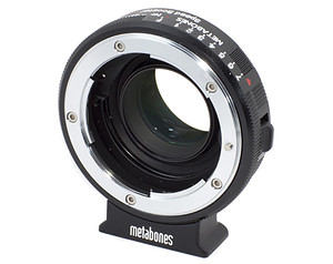 Metabones Nikon G-Blackmagic Cinema Camera Speed Booster (MB_SPNFG-BMCC-BM1)