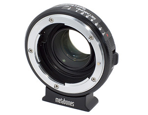 Metabones Nikon G-Blackmagic Pocket Cinema Camera Speed Booster (MB_SPNFG-BMPCC-BM1)