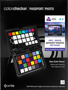 X-Rite wzorzec ColorChecker Passport Photo + darmowa licencja Affinity Photo*