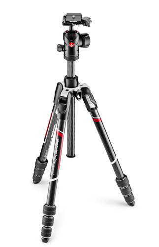 Statyw Manfrotto Befree Advanced Carbon/MKBFRTC4-BH