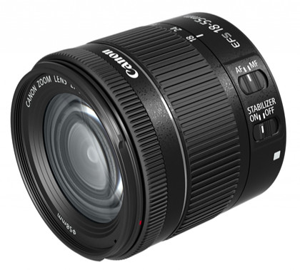Canon EF-S 18-55mm f/4-5.6 IS STM OEM