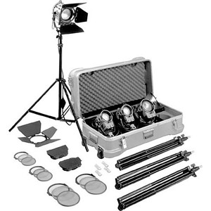 ARRI zestaw 300/650 Fresnel Combo Lighting Kit