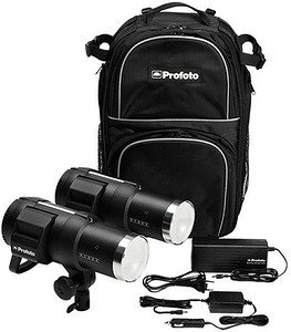 Profoto zestaw lamp B1X Location Kit 500 Air TTL - 20 X RAT 0%