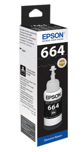 Epson tusz T6641 Black 70ml