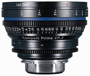 Carl Zeiss Compact Prime CP.2 21mm/T2.9 T* (Sony E-mount - skala metryczna)