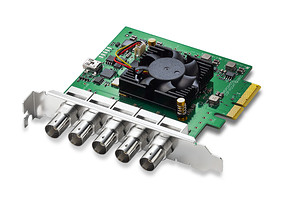 Blackmagic Design DeckLink Duo 2 - Karta 4-Kanałowa SD/HD-SDI