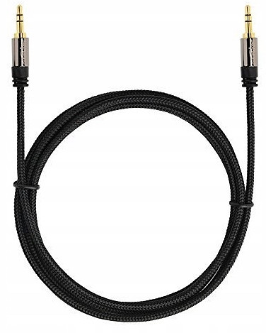 Kabel stereo mini jack - mini jack 3,5mm (1,5m)