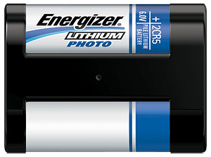 Baterie Energizer bateria litowa Lithium Photo 2CR5