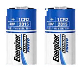 Energizer baterie litowe Lithium Photo CR2