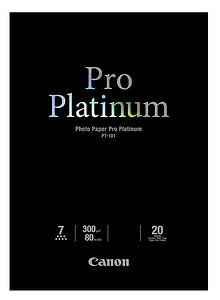Papier Canon Photo Pro Platinum (PT-101)