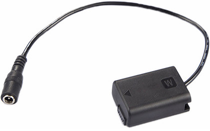 Adapter LanParte Sony FW-50P dummy battery