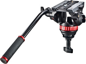 Głowica wideo Manfrotto PRO 502A - PROMOCJA