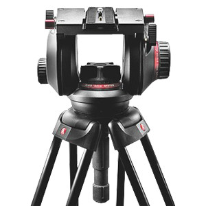 Głowica wideo Manfrotto PRO 509 HD