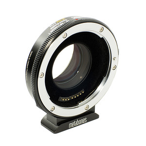 Metabones Adapter Canon EF do MFT T SpeedBooster ULTRA 0.71x (MB_SPEF-M43-BT4)