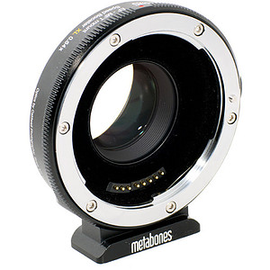 Metabones Canon EF-MFT T Speed Booster XL 0.64x (MB_SPEF-m43-BT3)