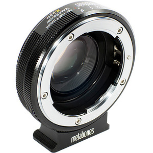 Metabones adapter Nikon G do MFT Speed Booster XL 0.64x (MB_SPNFG-m43-BM2)