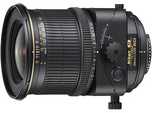 Obiektyw Nikkor PC-E 24mm f/3,5D ED + MARUMI UV Fit-Slim MC 77mm GRATIS!