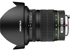 Pentax SMC DA 12-24mm f/4 ED AL (IF)