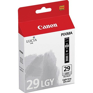 Tusz Canon PGI-29LGY Light Grey