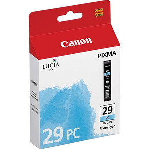 Tusz Canon PGI-29PC Photo Cyan