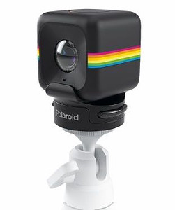 "Polaroid TRIPOD MOUNT (Uchwyt / Adapter na standardowy gwint 1/4"" do kamer)"