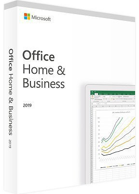 Pakiet biurowy Microsoft Office 2019 Home&Business na Mac