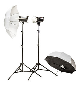 Quadralite zestaw UP! 600 + Softbox 60 x 60 cm GRATIS!