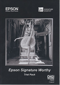 Epson Signature Worthy Trial Pack 6 ark.