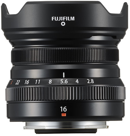 Obiektyw Fujinon XF 16mm f/2.8 R WR + MARUMI UV Fit-Slim MC 49mm GRATIS!