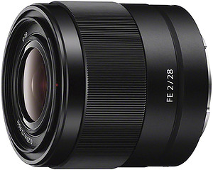 Obiektyw Sony FE 28mm f/2 (SEL28F20) + MARUMI UV Fit-Slim MC 49mm GRATIS! + cashback 250zł