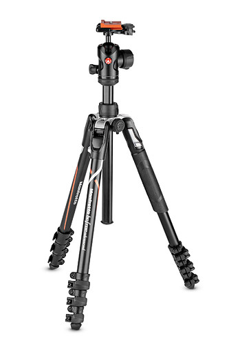 Statyw Manfrotto Befree Sony Alpha Advanced/MKBFRLA-BH