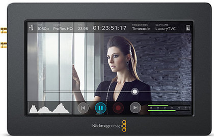 Blackmagic rekorder dyskowy Video Assist - 5""