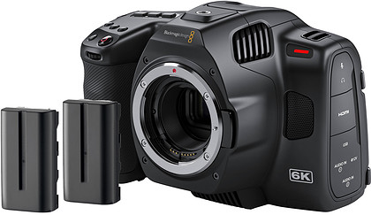 Kamera Blackmagic Pocket Cinema Camera 6K Pro